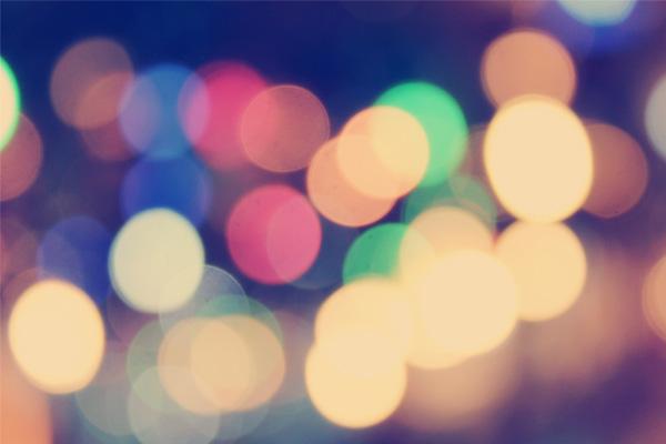 Leuchtende Leerstellen