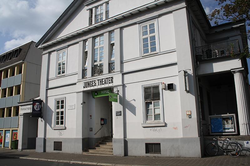 Junges Theater im Aufbruch