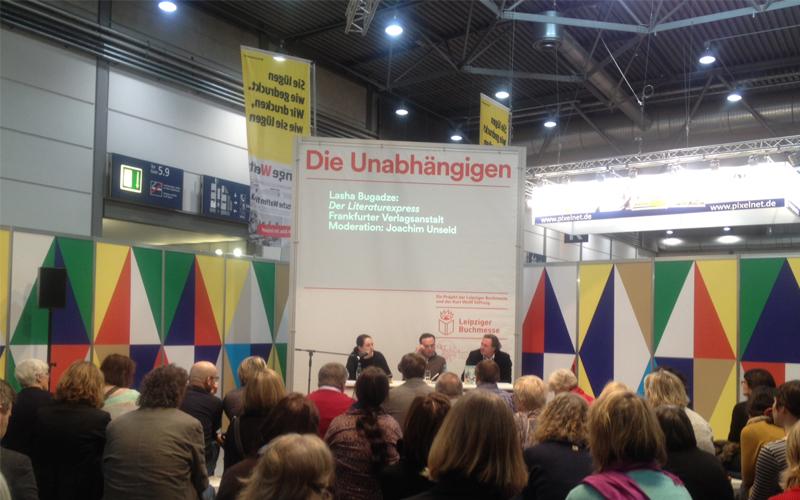 Leipzig: Literaturexpress
