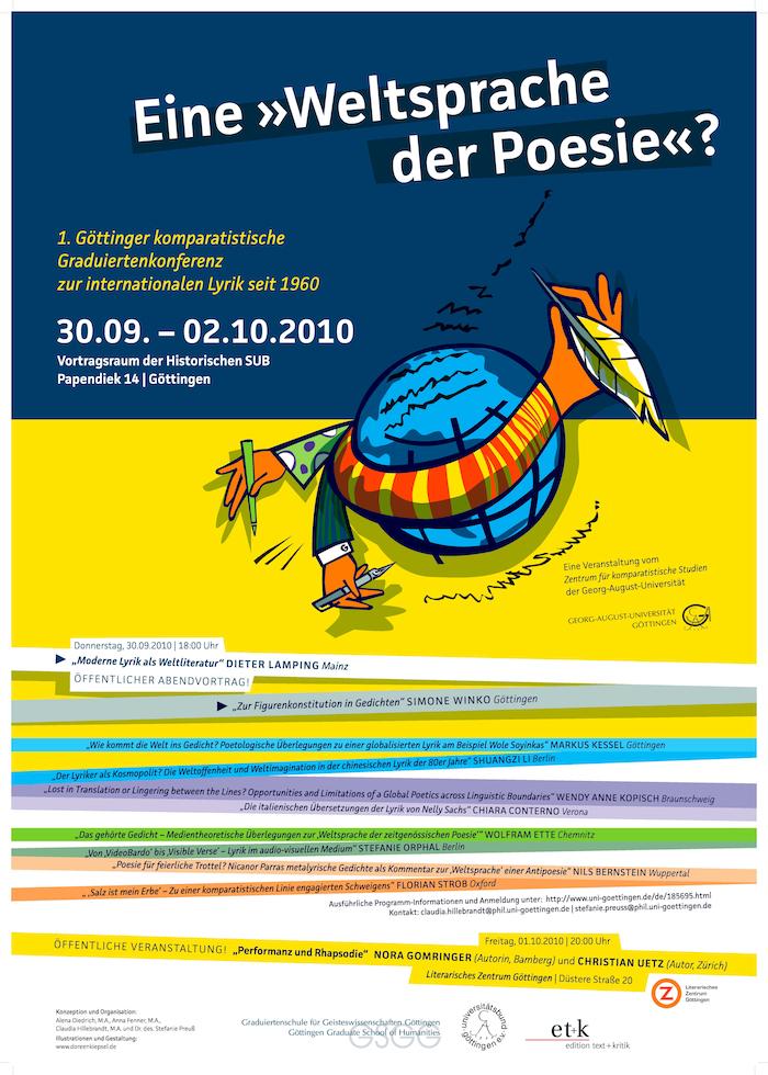 Weltsprache der Poesie