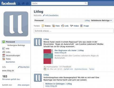 Ein Abend zu Facebook